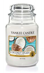 1577815e coconut splash small jar eau de noix de coco yankee candle