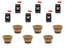 kit a cupcake pirates