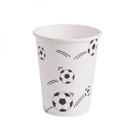 gobelet carton football