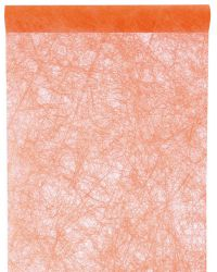 3586 12 orange chemin table decoration fete ceremonie invites couleurs ambiance