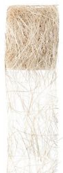 ruban abaca fibre naturelle banane decoration reception table fete 13
