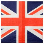 mini3 serviette angleterre theme fete nationale table 2