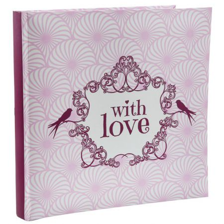 Livre d'or With Love Rose