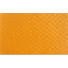 sets de table en papier mandarine 30 x 40 sets papier mandarine