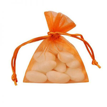 Sac Organza Orange