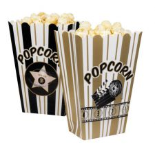 b44210 hollywood popcorn decoration anniversaire boland pas cher top fete