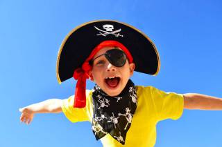 decoration anniversaire enfant pirate