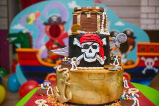 decoration pirate anniversaire